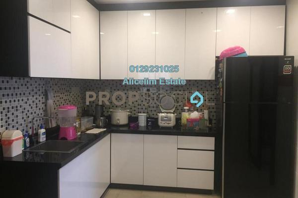 For Sale Condominium at Villa Laman Tasik, Bandar Sri Permaisuri Freehold Semi Furnished 4R/3B 620k