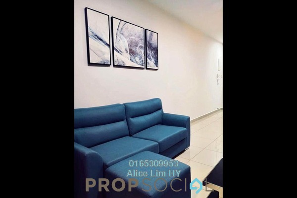For Sale Condominium at Tropicana Bay Residences, Bayan Indah Freehold Fully Furnished 3R/3B 879k