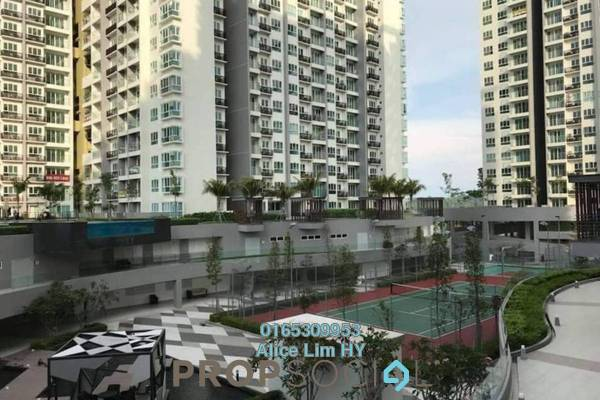 For Sale Condominium at Tropicana Bay Residences, Bayan Indah Freehold Unfurnished 3R/2B 690k