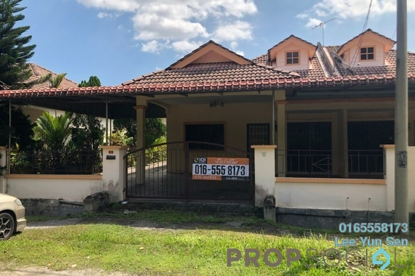 For Sale Semi-Detached at Bandar Pulai Jaya, Simpang Pulai Freehold Semi Furnished 4R/2B 310k