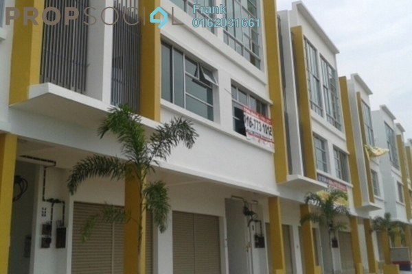 For Sale Shop at Taman Mutiara Mas, Skudai Freehold Unfurnished 0R/0B 1.8m