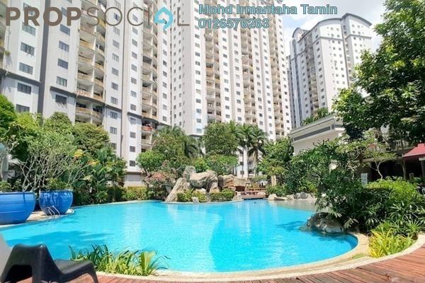 For Sale Condominium at Sri Putramas I, Dutamas Freehold Semi Furnished 3R/2B 465k