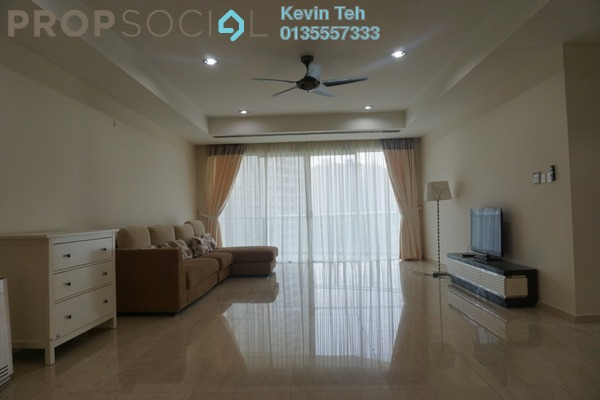 For Rent Condominium at 28 Mont Kiara, Mont Kiara Freehold Fully Furnished 3R/4B 7.8k