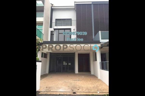 For Rent Terrace at Puteri 6, Bandar Puteri Puchong Freehold Semi Furnished 5R/4B 2.3k