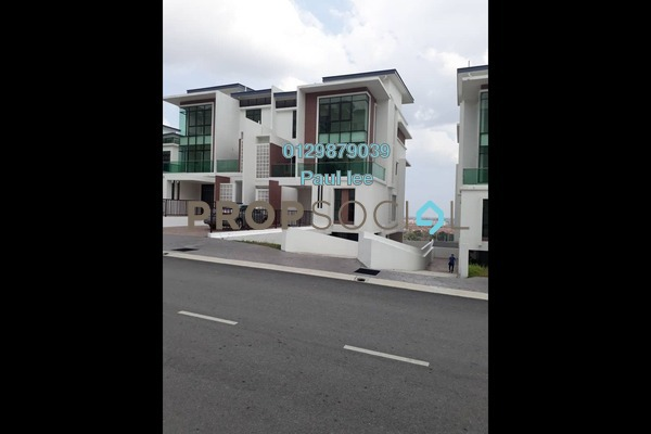 For Sale Semi-Detached at Kingsley Hills, Putra Heights Freehold Semi Furnished 6R/6B 3m