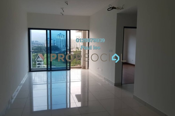 For Sale Condominium at The Link 2 Residences, Bukit Jalil Freehold Semi Furnished 2R/2B 630k