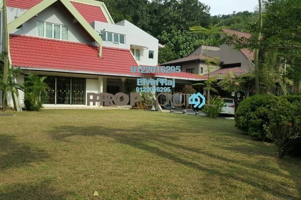 For Sale Bungalow at Ukay Heights, Ukay Freehold Fully Furnished 5R/4B 3.9m