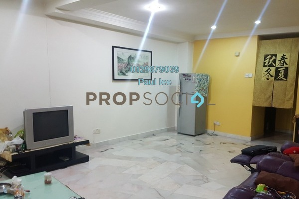 For Sale Apartment at Saujana Puchong, Puchong Freehold Unfurnished 3R/2B 78k