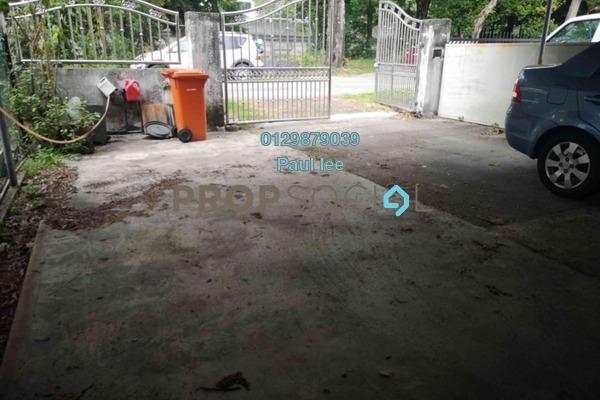 For Sale Terrace at Taman Paramount, Petaling Jaya Freehold Semi Furnished 4R/3B 850k