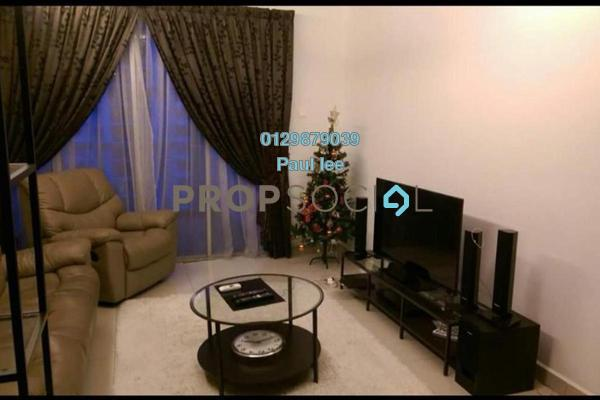 For Sale Condominium at Zen Residence, Puchong Freehold Semi Furnished 3R/2B 490k