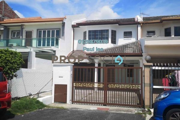 For Sale Terrace at Taman Kinrara, Bandar Kinrara Freehold Semi Furnished 4R/3B 670k