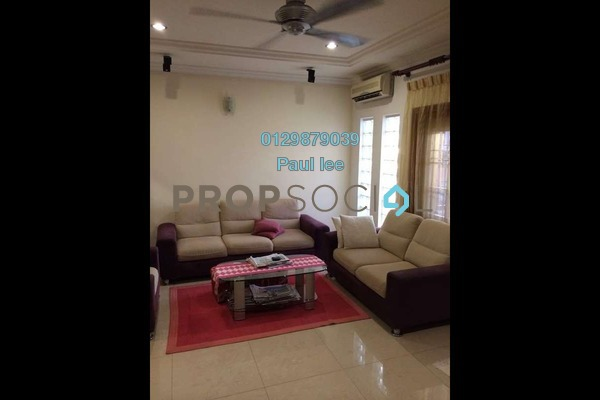For Sale Terrace at Puteri 10, Bandar Puteri Puchong Freehold Semi Furnished 4R/3B 900k