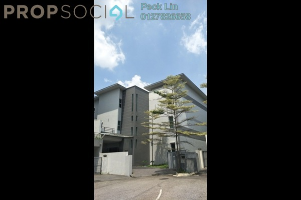 For Sale Bungalow at Taman Seputeh, Seputeh Leasehold Semi Furnished 5R/5B 5.8m