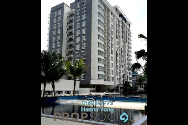 For Sale Condominium at Zenith Residences, Kelana Jaya Freehold Semi Furnished 3R/2B 700k