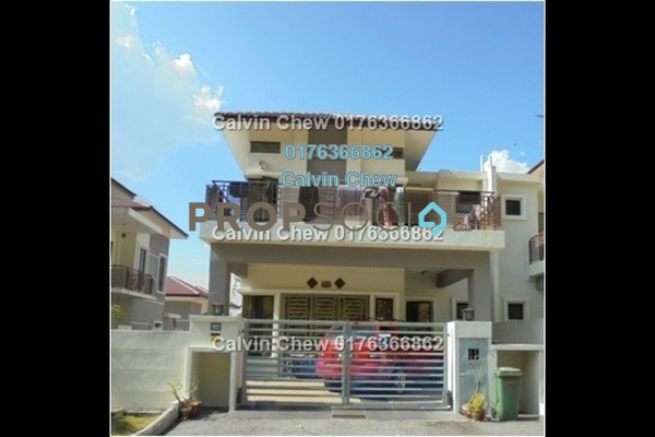 For Sale Semi-Detached at Nusa Intan, Senawang Freehold Unfurnished 5R/6B 495k