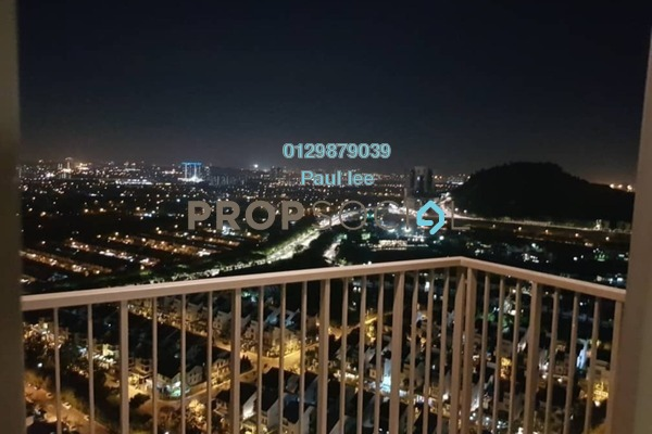 For Sale Condominium at Putra Residence, Putra Heights Freehold Semi Furnished 3R/2B 718k
