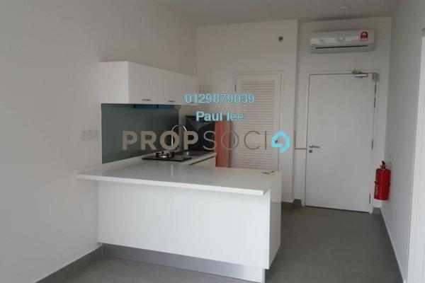 For Sale Condominium at Kanvas, Cyberjaya Freehold Semi Furnished 1R/1B 308k