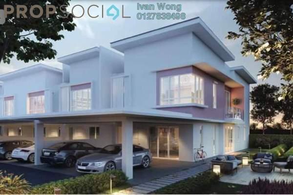 For Sale Terrace at Ara Sendayan, Bandar Sri Sendayan Freehold Unfurnished 4R/4B 500k