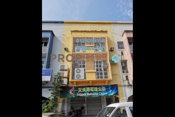 For Sale Shop at Danau Kota, Setapak Leasehold Unfurnished 0R/0B 2.6m