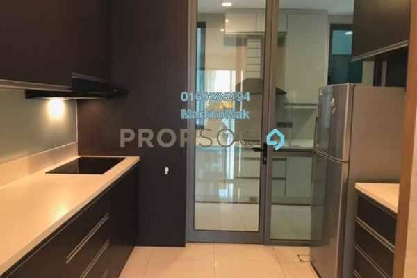 For Rent Condominium at The View, Batu Uban Freehold Fully Furnished 4R/4B 5k
