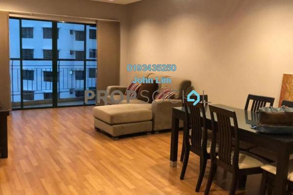 For Sale Condominium at Changkat View, Dutamas Freehold Fully Furnished 3R/2B 580k