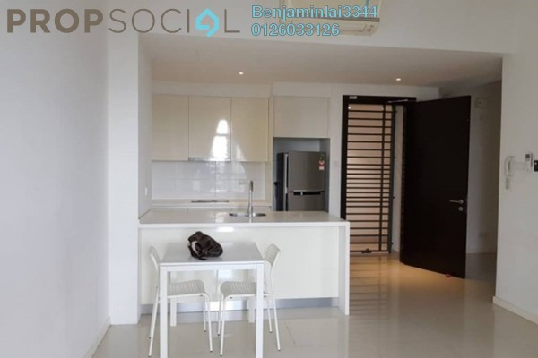 For Rent Serviced Residence at Tropicana Avenue, Tropicana Freehold Semi Furnished 1R/1B 1.8k