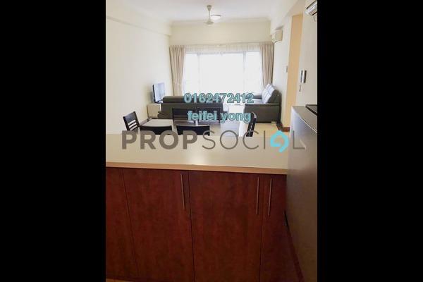 For Rent Condominium at Hartamas Regency 1, Dutamas Freehold Fully Furnished 3R/2B 2.5k