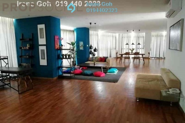 For Rent Condominium at Millennium Tower, Gurney Drive Freehold Fully Furnished 4R/5B 7.2千
