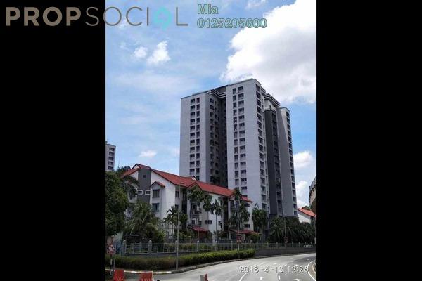 For Sale Condominium at Tiara Ampang, Ampang Freehold Unfurnished 0R/0B 630k
