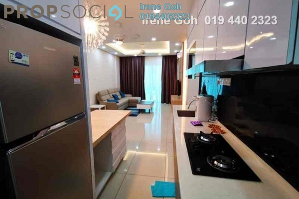 For Rent Condominium at Tropicana Bay Residences, Bayan Indah Freehold Fully Furnished 3R/2B 2.4k