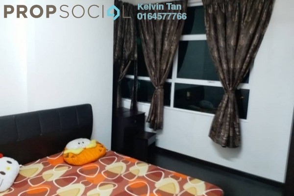 For Rent Condominium at The Oasis, Cheras South Freehold Semi Furnished 3R/2B 1.2k
