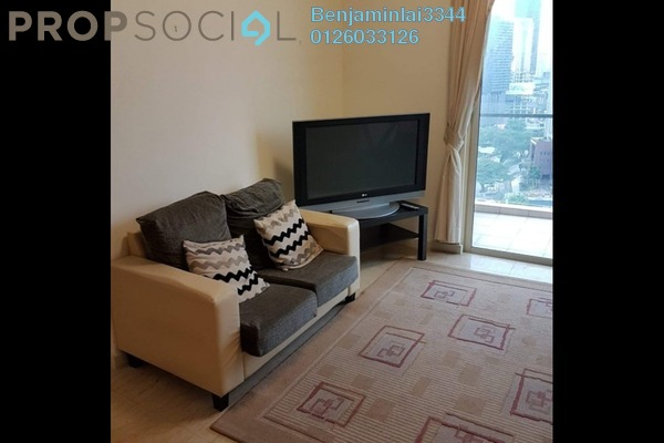 For Rent Condominium at 231 TR, KLCC Freehold Fully Furnished 2R/2B 2.3k