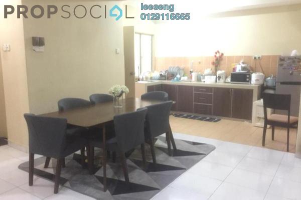 For Sale Apartment at Villa Pavilion, Seri Kembangan Freehold Semi Furnished 3R/2B 388k