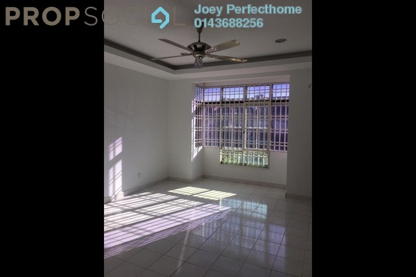 For Sale Terrace at Section 1, Bandar Mahkota Cheras Freehold Unfurnished 5R/3B 645k