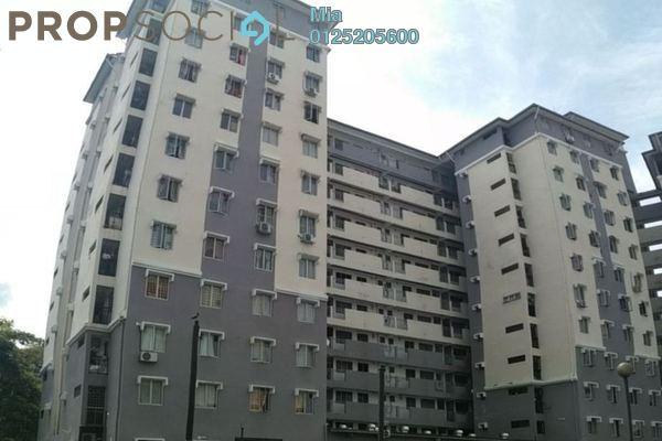 For Sale Apartment at Putra Harmoni, Putrajaya Freehold Unfurnished 0R/0B 216k