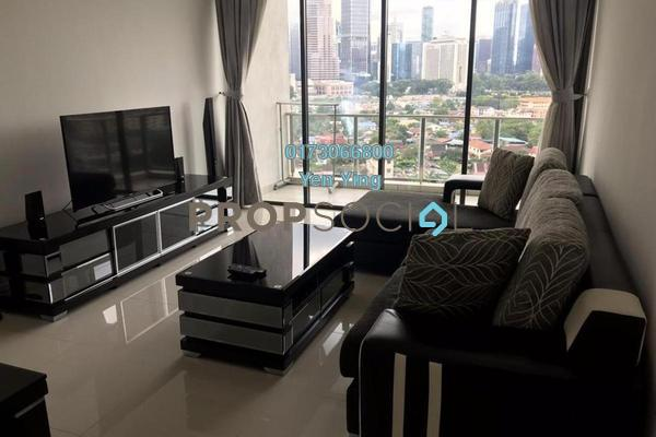 For Rent Serviced Residence at Setia Sky Residences, KLCC Freehold Fully Furnished 1R/1B 3k