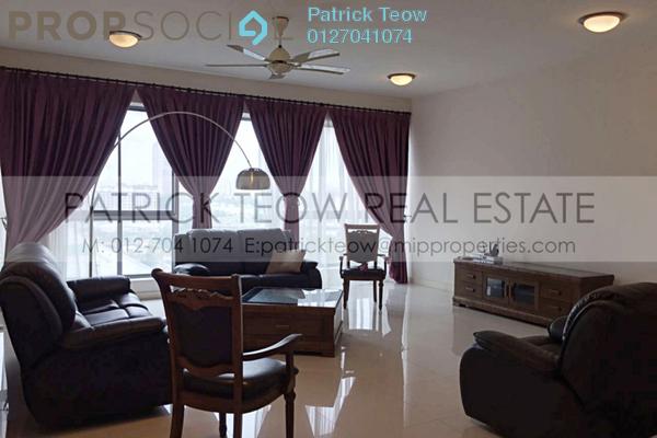 For Rent Condominium at Gateway Kiaramas, Mont Kiara Freehold Fully Furnished 2R/2B 4k