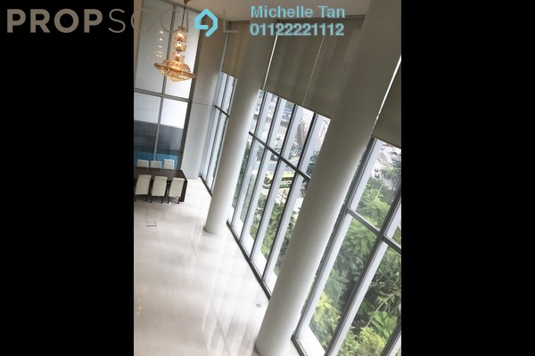 For Rent Duplex at One KL, KLCC Freehold Fully Furnished 3R/4B 15k