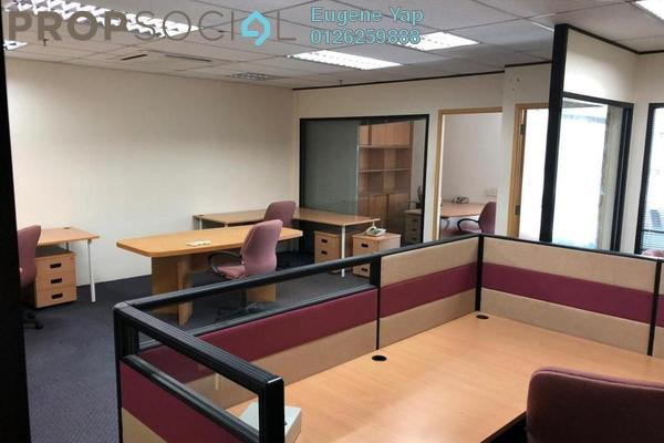 For Rent Office at Solaris Mont Kiara, Mont Kiara Freehold Fully Furnished 0R/0B 4k