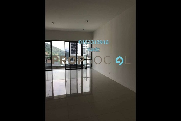 For Sale Condominium at Reflection Residences, Mutiara Damansara Freehold Unfurnished 3R/3B 1.5m