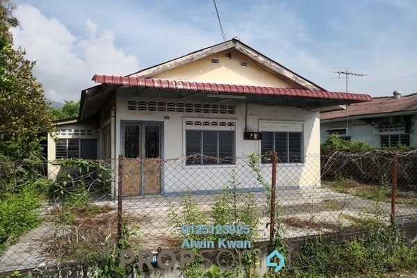 For Sale Bungalow at Kampung Baru Menglembu, Menglembu Leasehold Unfurnished 6R/1B 225k