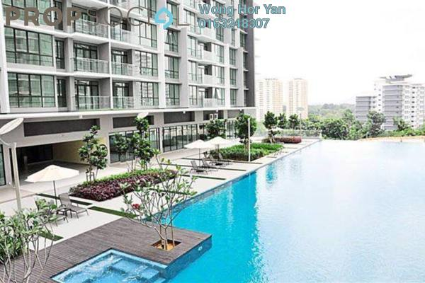 For Sale Condominium at The Z Residence, Bukit Jalil Freehold Unfurnished 3R/2B 600k