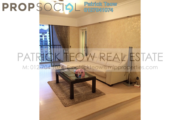 For Rent Condominium at Mont Kiara Astana, Mont Kiara Freehold Fully Furnished 3R/2B 3k