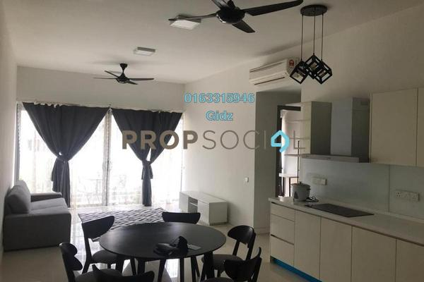 For Sale Condominium at Reflection Residences, Mutiara Damansara Freehold Fully Furnished 3R/2B 900k