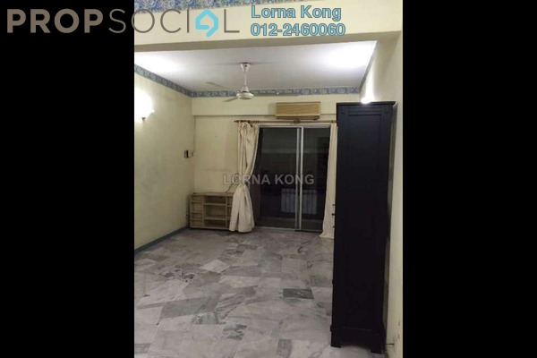 For Sale Apartment at Sri Damansara Court, Bandar Sri Damansara Freehold Semi Furnished 3R/2B 450k