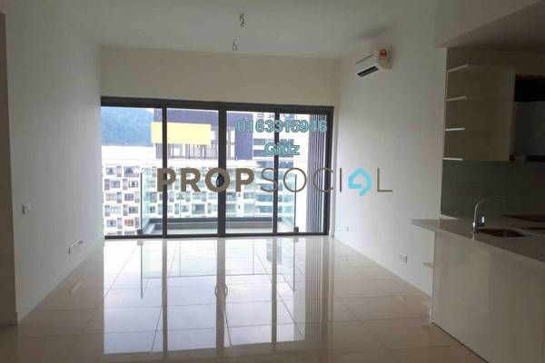 For Sale Condominium at Reflection Residences, Mutiara Damansara Freehold Semi Furnished 3R/2B 1.38m