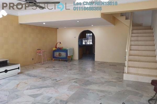 For Sale Terrace at Bandar Damai Perdana, Cheras South Freehold Semi Furnished 4R/3B 608k