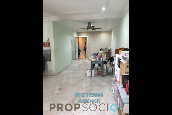 For Sale Terrace at SD4, Bandar Sri Damansara Freehold Semi Furnished 3R/2B 678k