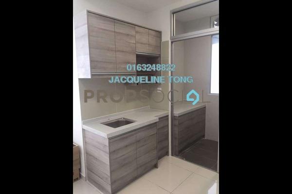 For Sale Condominium at Midfields 2, Sungai Besi Freehold Semi Furnished 3R/2B 530k
