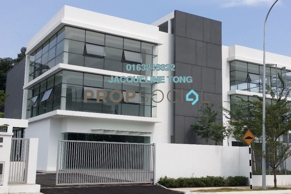 For Sale Factory at Budiman Business Park, Bandar Sungai Long Freehold Unfurnished 0R/0B 5m